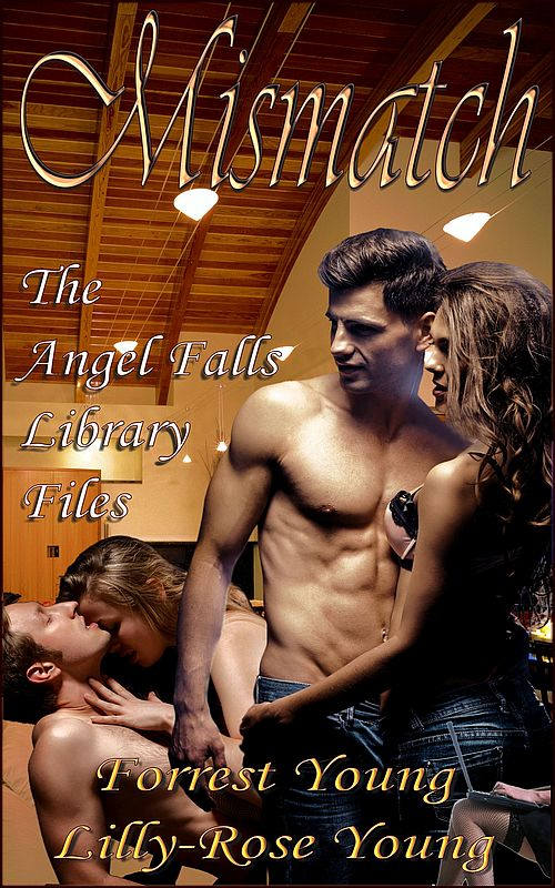 """""""Mismatch: Book 8 of The Angel Falls Library Files"""" is (finally!) released"""